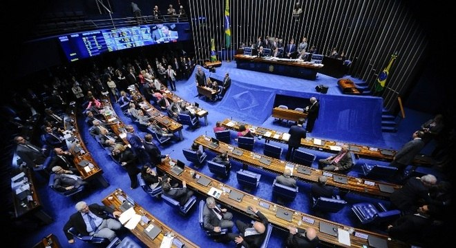 Tramitação do processo ocorre integralmente no Senado