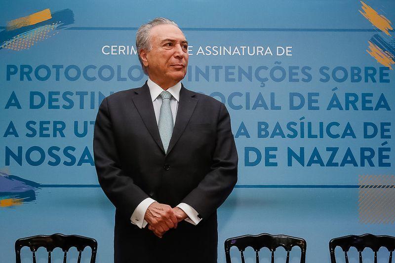 Planalto diz que Temer responderá sobre decreto dos Portos