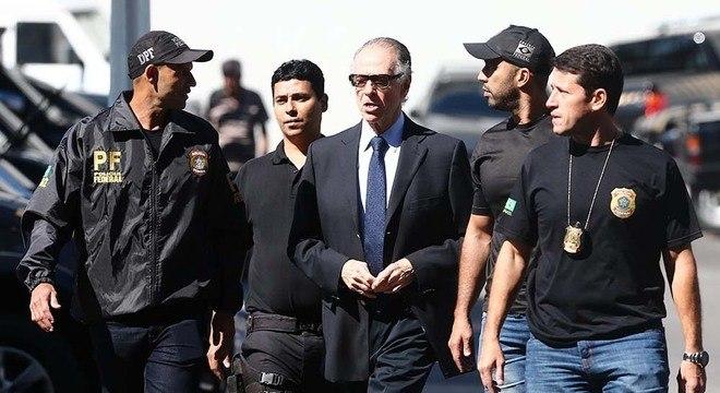 Executivo foi preso em casa, na zona sul do Rio, nesta quinta (5)