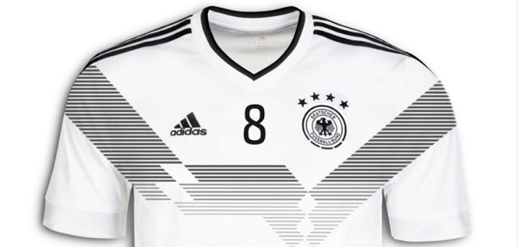 92b1293cf53ef Veja os uniformes que já vazaram para a Copa do Mundo - Fotos - R7 ...