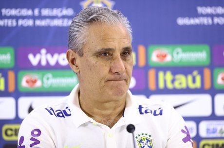 Tite surpreende em convocação para a seleção brasileira
