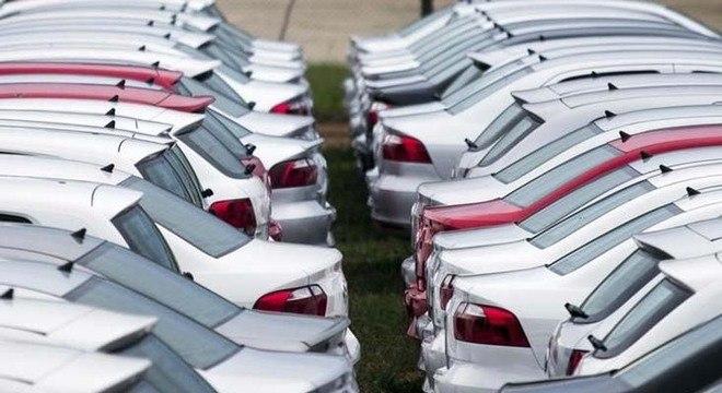 Produção de veículos sobe 73% em julho ante junho, diz Anfavea