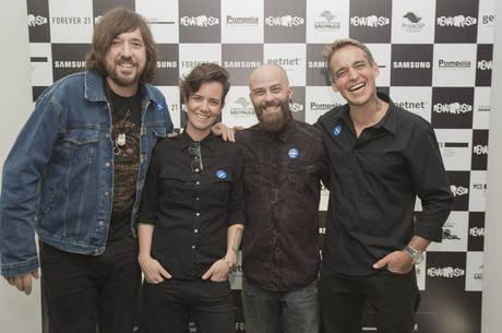 Urbana Legion: banda está há quatro anos na ativa