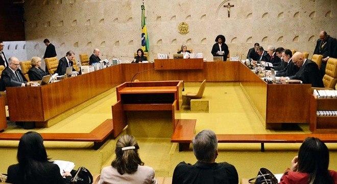 Após decisão da 1ª Turma sobre Aécio, STF vai decidir questão em plenário