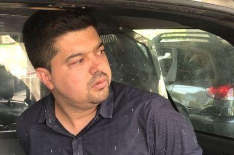 Adson Muniz Santos, após ser detido