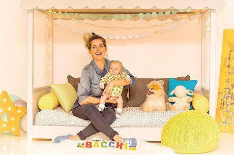 Karina Bacchi decidiu ter filho nos EUA