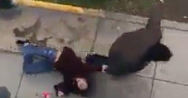 Caso de mulher arrastada pela rua em plena luz do dia provoca debate sobre machismo e violência no Peru