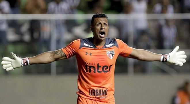 Sidão tem sido um dos poucos destaques do São Paulo nos últimos jogos