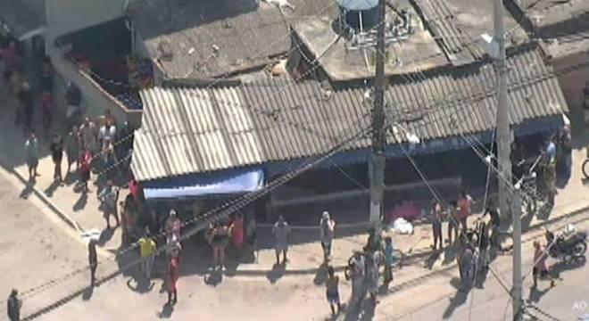 Em quatro dias, dois bares da Baixada Fluminense foram atacados