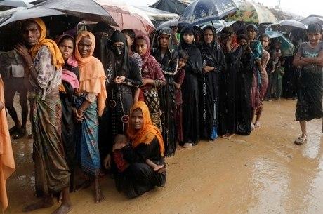 Cerca de 60% dos 582 mil rohingyas que fugiram de Mianmar nos últimos dois meses são crianças