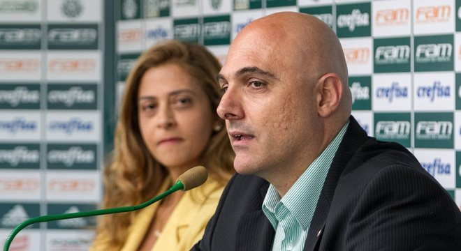 Leila Pereiira e Galiotte. Dupla imbatível para Paulo Nobre