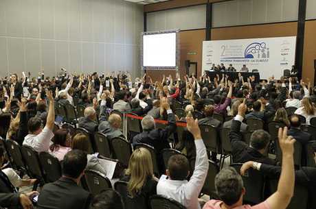 Jornada dos magistrados que debateu a reforma trabalhista
