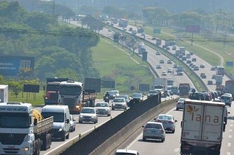 Pico de tráfego deve ocorrer entre 11h e 21h
