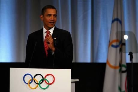 Obama discursou em favor da candidatura de Chicago