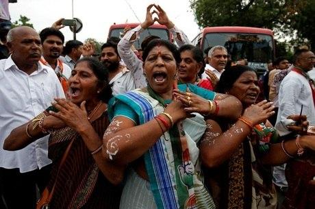 Mulheres indianas são as que mais sofrem com abusos sexuais, apontou pesquisa