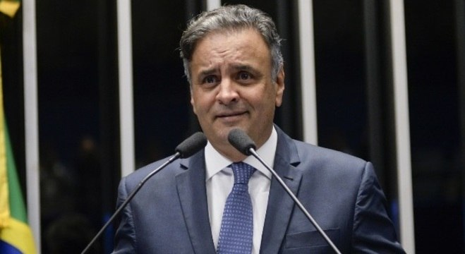 Aécio Neves é alvo de 9 processos no STF