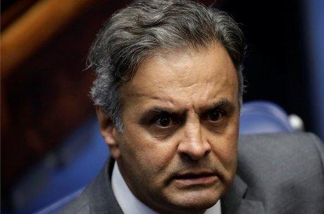Aécio Neves responde a nove inquéritos no STF