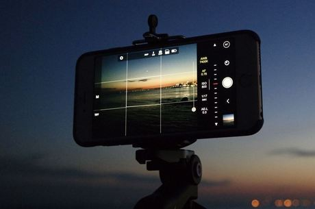Smartphone fotografia foto celular
