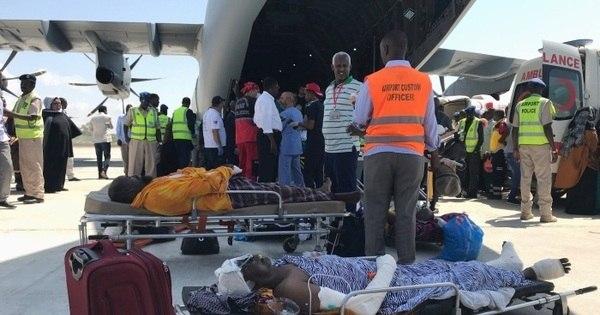 Somália pede ajuda internacional após ataque terrorista
