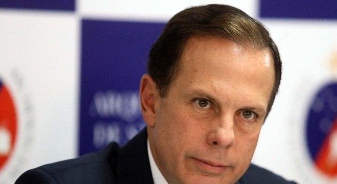 Doria diz que Brasil deve 'reconhecer erros' sobre a Amazônia