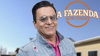 Rita Cadillac fica com 51,77% dos votos e Nahim é eliminado do reality (Divulgação)
