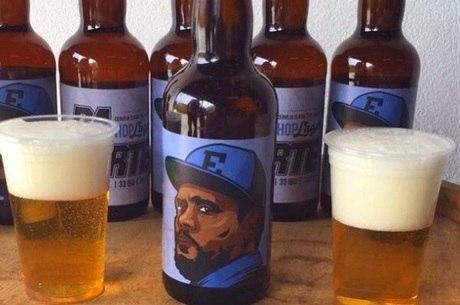 Edi Rock lançou sua cerveja, Da Norte