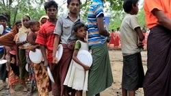 Sem comida e saúde: veja imagens de crianças rohingya em Bangladesh