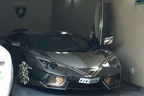 Carro é avaliado em R$ 3,2 milhões