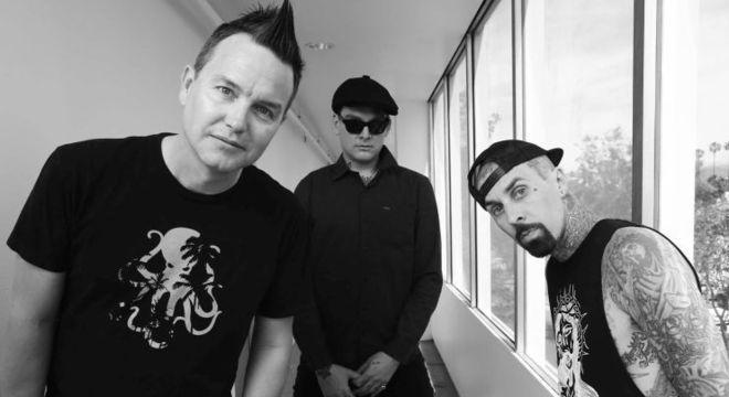 O Blink-182 lançou uma nova música nas redes