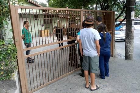 Alguns moradores voltaram para casa sem receber a vacina