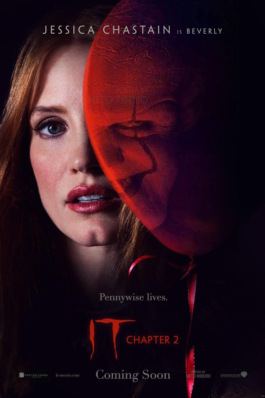 Fã coloca atores em posters da segunda parte de It: A Coisa