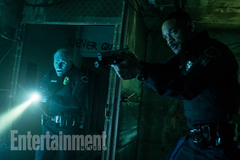 Bright: novo trailer mostra Will Smith em mundo de orcs e fadas