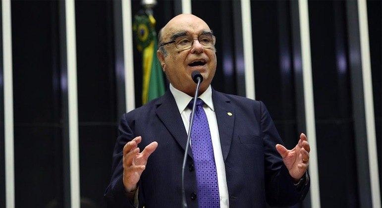 Bonifácio de Andrada foi deputado federal durante 40 anos