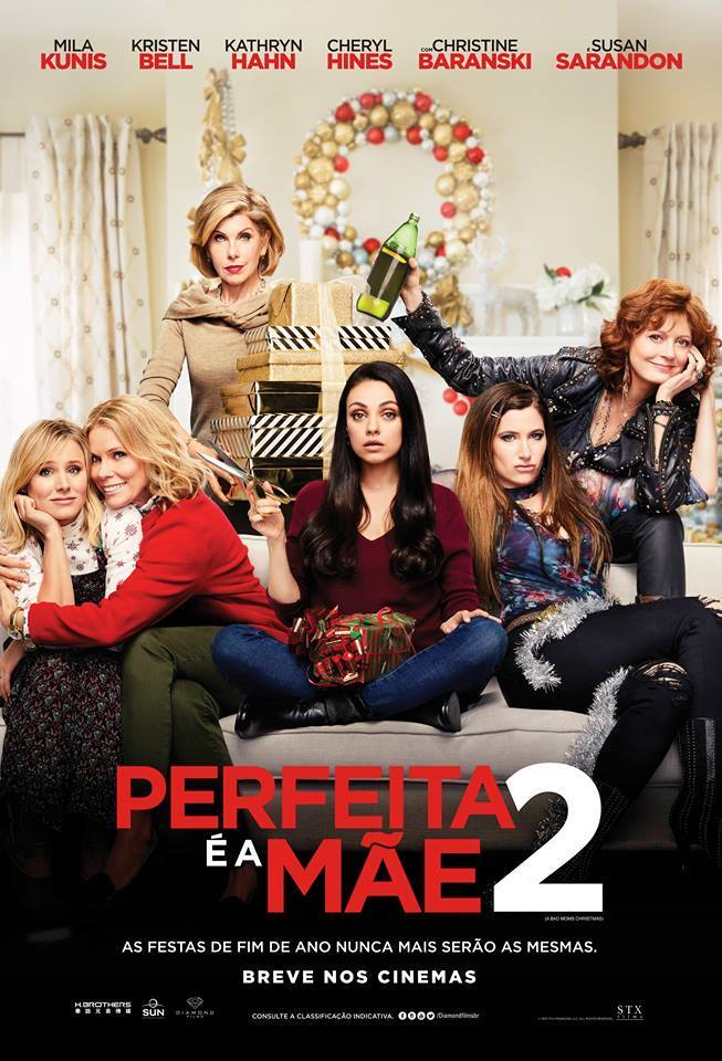Perfeita é a Mãe! 2 ganha novo trailer legendado