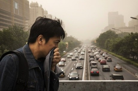 Quanto menor a partícula de poluição, maior o estrago para saúde (imagem ilustrativa)