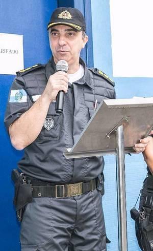 Coronel Luís Gustavo Teixeira