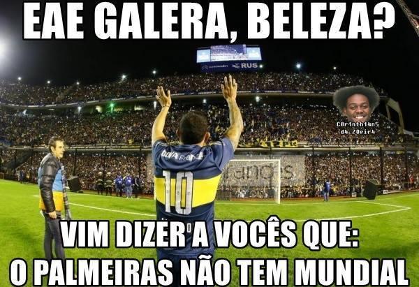 Palmeiras sem mundial - 2 6
