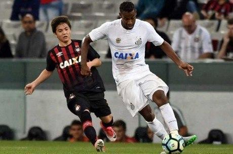 Santos B tem revelado jogadores para time principal
