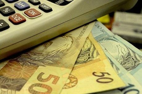 salário mínimo, grana, dinheiro - 800