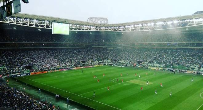 Palmeiras já chegou a três milhões de ingressos vendidos com o Allianz Parque