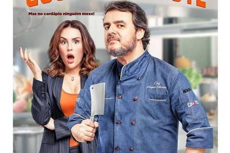 No filme, Kéfera contracena com Cassio Gabus Mendes