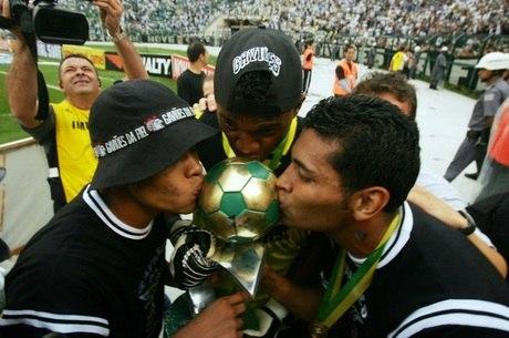 Felipe também conquistou Série B com Corinthians