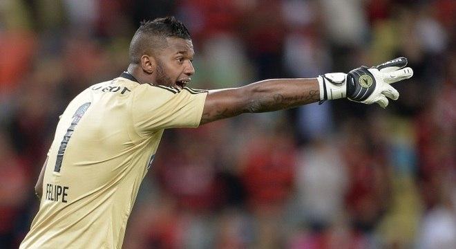 Felipe, de 33 anos, assinou com Uberlândia para jogar Campeonato Mineiro