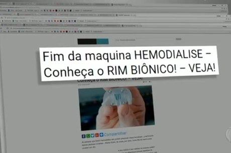 Notícias falsas têm de ser combatidas, diz o senador João Souza