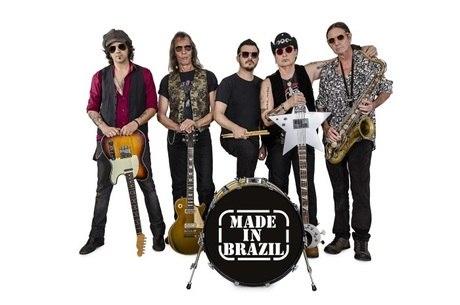 Made in Brazil: 50 anos fazendo rock´n´roll