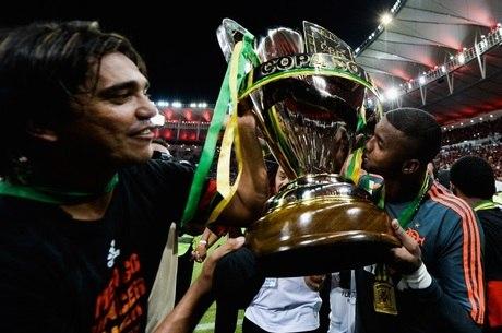 Felipe conquistou três títulos com camisa do Flamengo