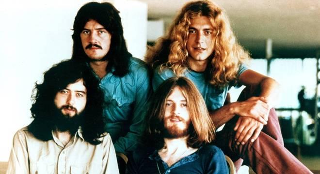 Led Zeppelin faz 50 anos e ganha linha de tênis inspirada na banda f7859eec1d63b