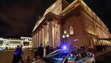 Ator do Teatro Bolshoi de Moscou morre no palco durante peça