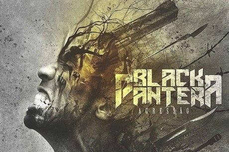 Capa do novo CD do grupo: Agressão
