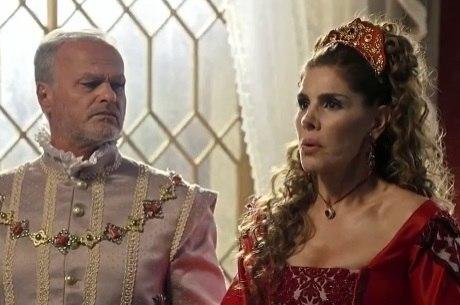 Otoniel ordena que Marion seja presa após descobrir plano de Severo